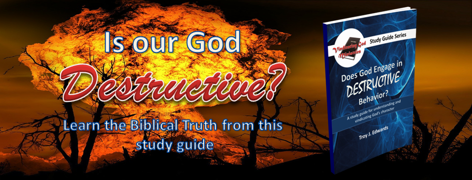 """Fresh insights on the true nature of God"""