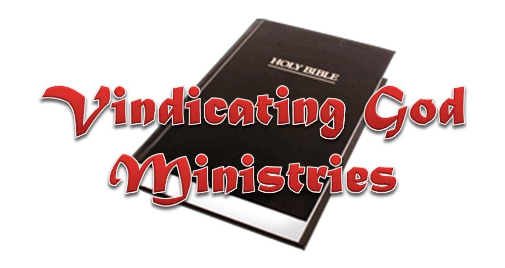 Vindicating God Ministries
